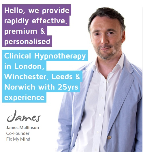 Hypnotherapy in Hampshire Fix My Mind