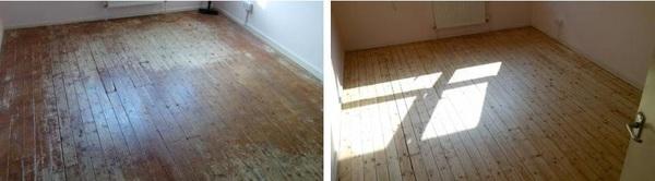 Floor Sanding Harrow Picture Box