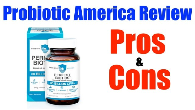 Perfect Bioticsreview Why Probiotic America Is An Outstanding Product?