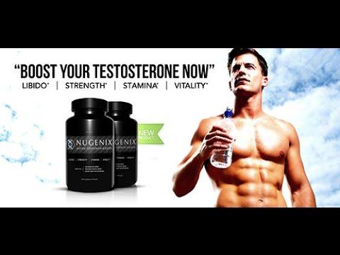 sec Nugenix Testosterone Booster Picture Box