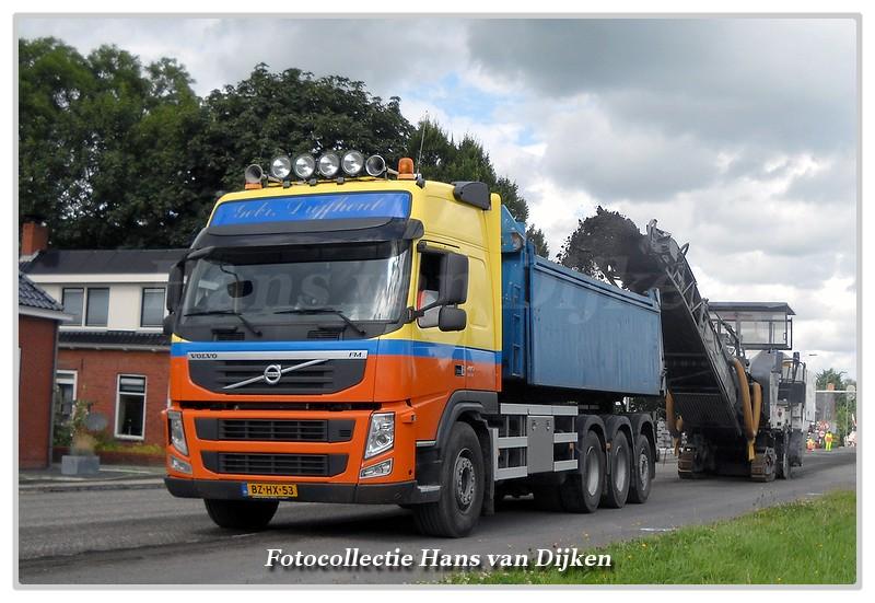 Drijfhout Gebr. BZ-HX-53(0)-BorderMaker -