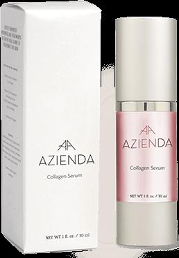 Azienda Collagen Skin Serum http://healthrewind.com/azienda-collagen-skin-serum/