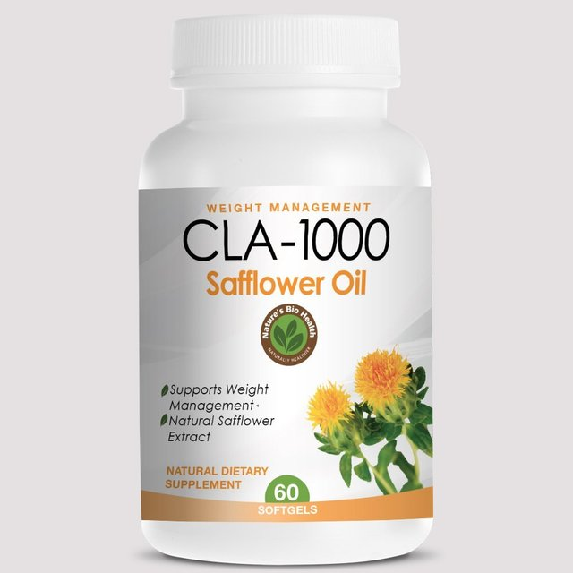 CLA-1000-Safflower-Oil-Extract-Weight-Loss-Supplem Picture Box