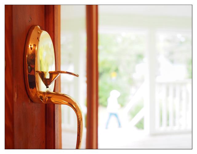 Denman Door Handle British Columbia Canada