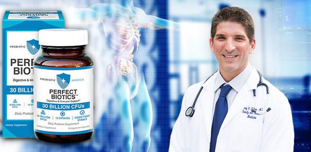 Probiotic America Perfect Biotics, Probiotic America