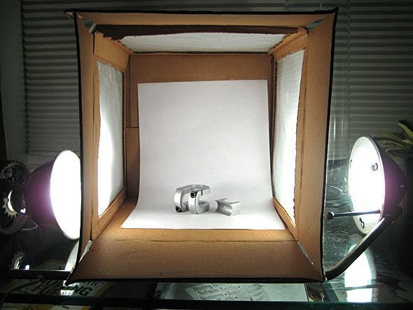 Сделать свет для фото своими руками