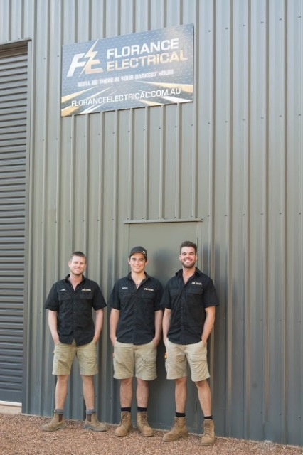 Electrician Palmerston Florance Electrical