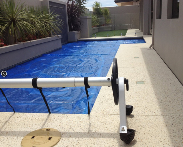 pool covers Aussie Pool Covers & Rollers