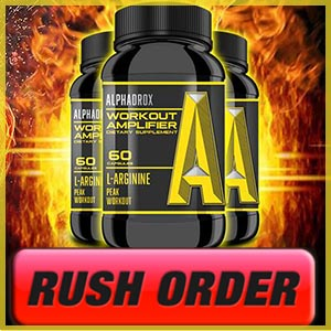 Alphadrox review Does Alphadrox Consist of Natural Components?