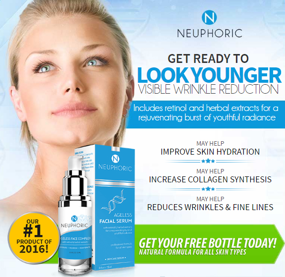 Increase Of Collagen Production! Neuphoric