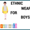 Ethnic Wear for Boys - Picture Box