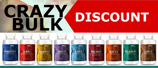Buy Crazy Bulk 100% Legal & Natural Body Building  Crazy Bulk