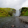 Skogafoss-Waterfall in Iceland - Picture Box