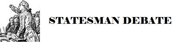 Statesman Debate - For Summer Debate Camps & Clubs Statesman Debate