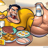 Muscle-Building-Diet-Food - http://t-rexmuscleadvice