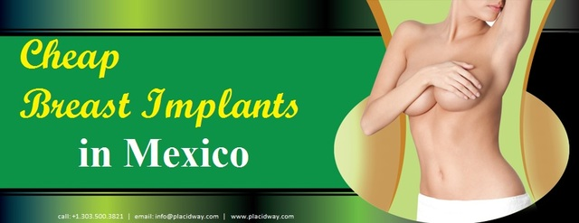 Cheap Breast Implants Mexico Wellness Tourism
