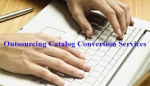 catalog Conversion Catalog Processing Services