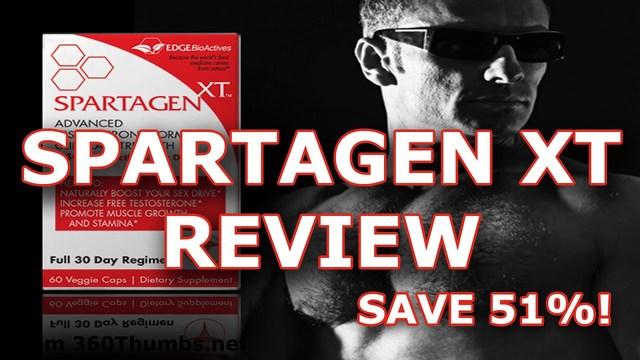 Build Lean Muscles With Spartagen XT Testosterone  Spartagen XT