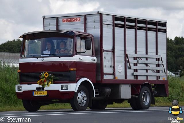 DSC 0882-BorderMaker Historisch Vervoer Gouda - Stolwijk 2016