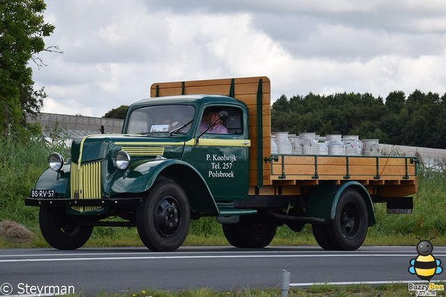 DSC 0903-BorderMaker Historisch Vervoer Gouda - Stolwijk 2016