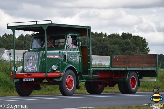 DSC 0907-BorderMaker Historisch Vervoer Gouda - Stolwijk 2016