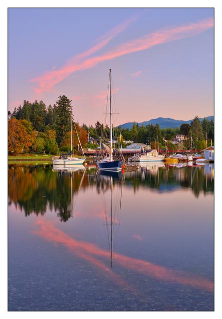 Deep Bay 2016 Sunset 1 Vancouver Island