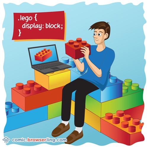 lego - Web Joke Tech Jokes