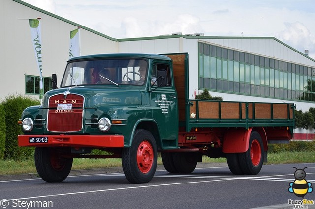 DSC 1133-BorderMaker Historisch Vervoer Gouda - Stolwijk 2016