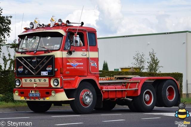 DSC 1143-BorderMaker Historisch Vervoer Gouda - Stolwijk 2016