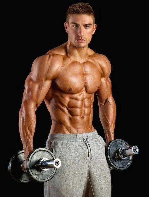 Bodybuilding Exercises Picture Box