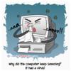 Virus- Web Joke - Tech Jokes