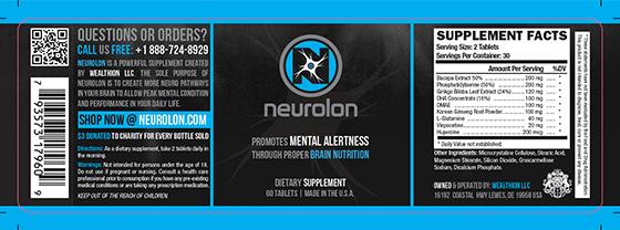 Neurolon® Review | http://www.probioticspotency Picture Box