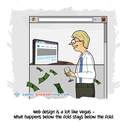 Vegas - Web Joke Tech Jokes