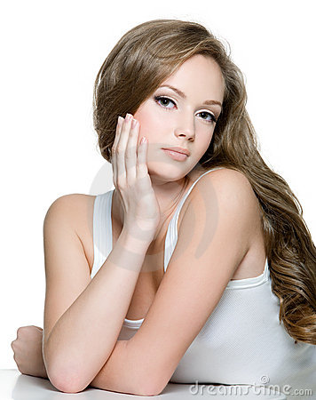 beautiful-young-healthy-teen-girl-21729112 http://www.healthsuppfacts.com/satin-youth-instant-wrinkle-reducer/