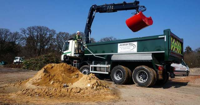 Crushed Concrete 6F5 6F5 Material
