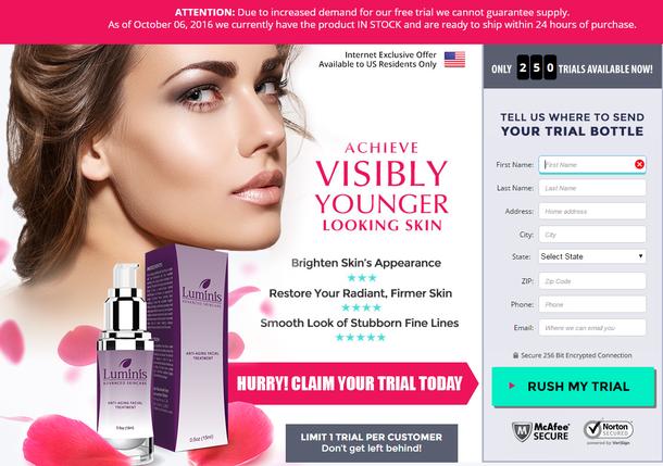 http://healthchatboard Luminis Skin Serum