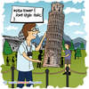 Pisa Tower CSS - Web Joke - Tech Jokes