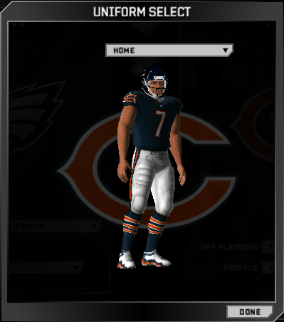 BearsHome UniformScreenshots