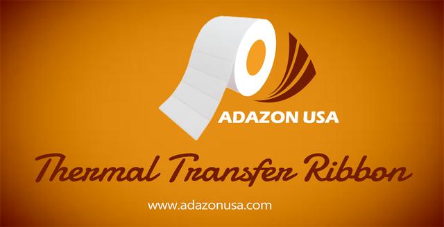 Thermal Transfer Ribbon Thermal Transfer Ribbon