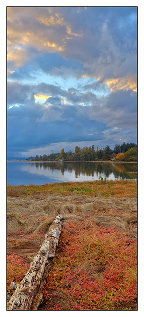 GooseSpit Fall 2016 Panorama Panorama Images