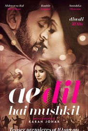 AE DIL HAI MUSHKIL {PLAY.FILM} GANDHIGIRI HINDI 2016 W/ATCH Ful.L. Movie