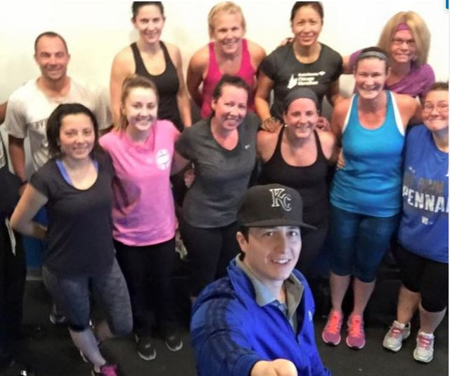 Personal Trainer  Rapid Fit KC