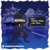 Ninja - Web Joke - Tech Jokes