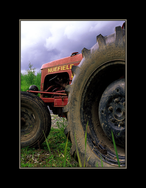 Tractor 35mm photos