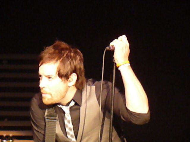 Heroes(3) David Cook -- Pemberton, NJ 3/27/2009