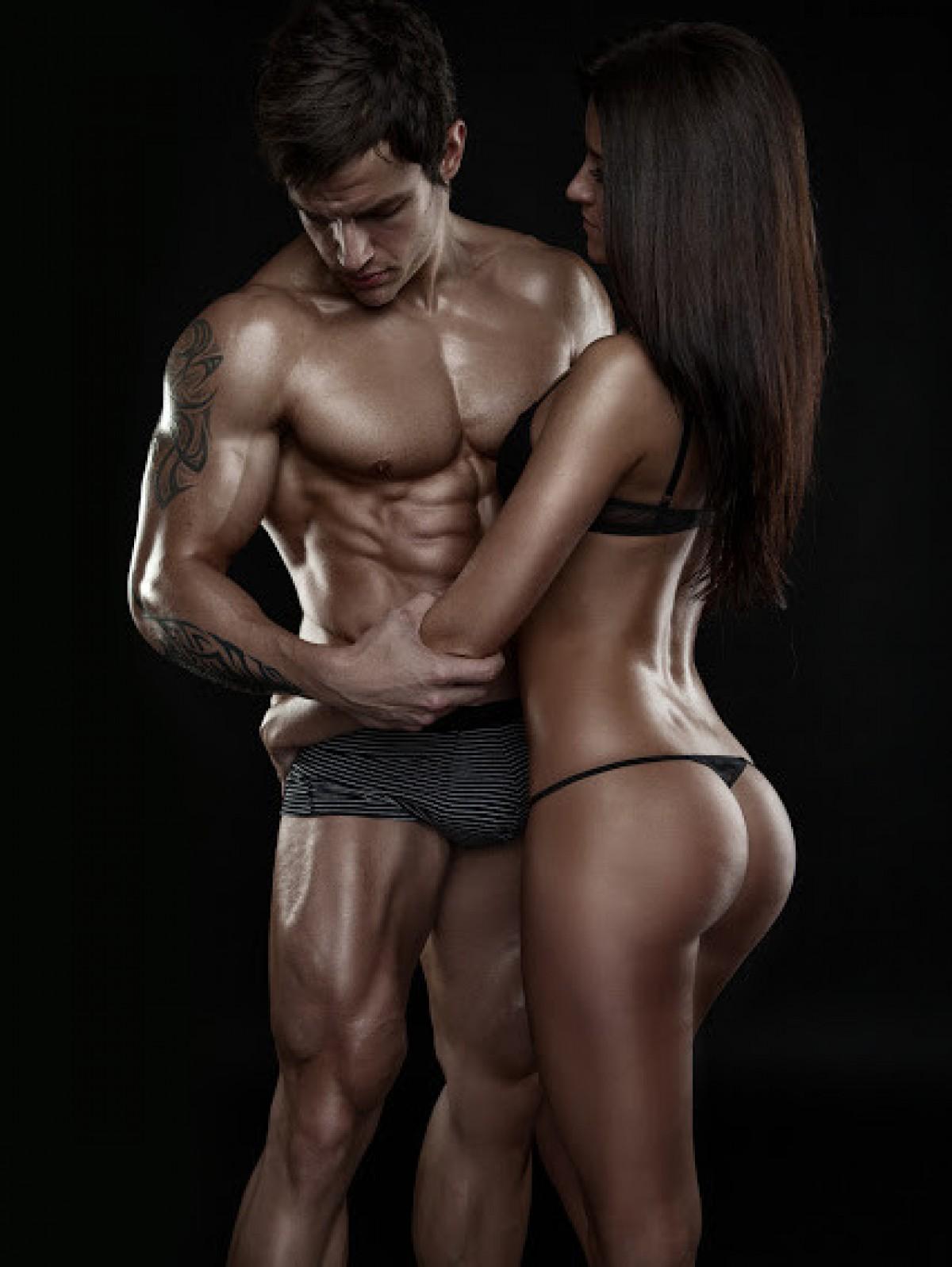 красивое тело мужчины и женщины фото - 11