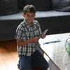René Vriezen 2007-08-18 #0001 - Verjaardag Rowin 9 18-08-2007