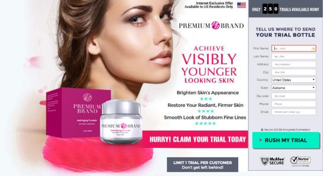 http://www.supplementoffers Premium Brand Anti Aging Cream