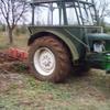 ZetorSuper50 m56c - tractor real
