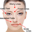 facial-muscles-and-wrinkles - Image Revive